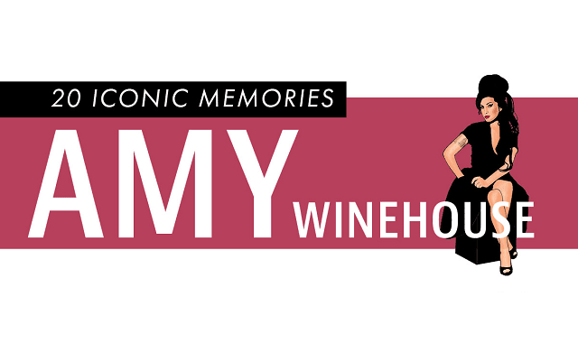 Amy Winehouse: 20 Iconic Memories