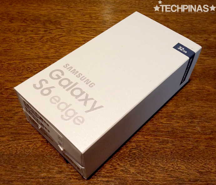 Samsung Galaxy S6 Edge, Smart Infinity Samsung Galaxy S6 Edge