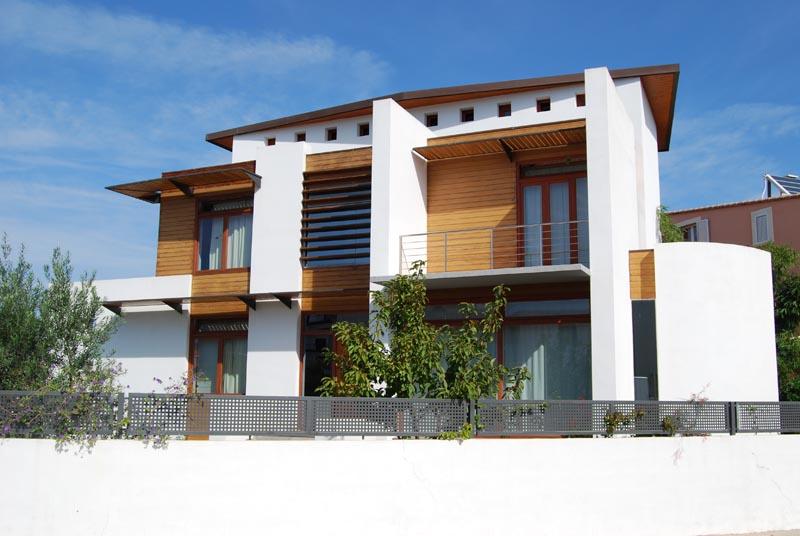 Revista digital apuntes de arquitectura 100 proyectos de - Proyecto de casas ...