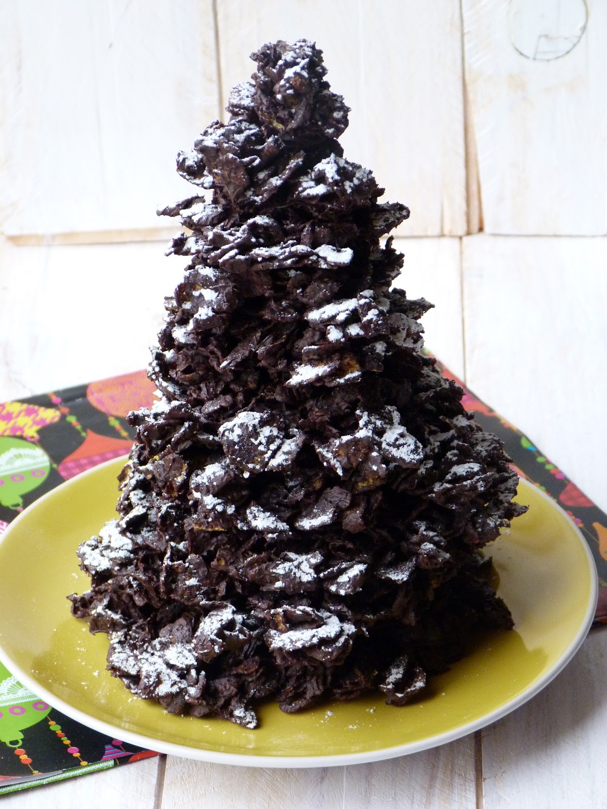 Chic chic chocolat sapin en chocolat cadeaux gourmands - Sapin avec cadeaux ...