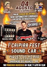 1º Caipira FEST SOUND CAR em Laranjeiras do Sul