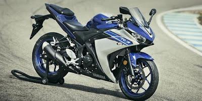 Tampilan Terbaru Yamaha R3 Lebih Misterius