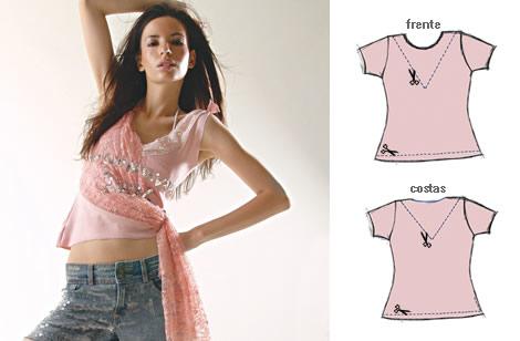 Como Customizar Camisetas E Abad  S   Carnaval
