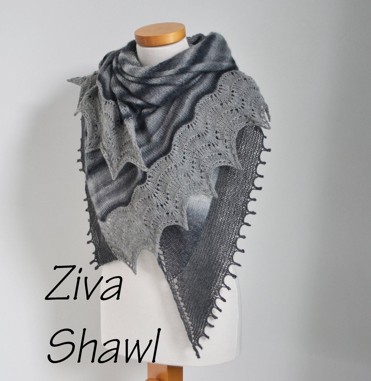 Ziva Shawl