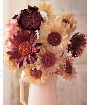 Regalos de flores hechos a mano para san Valentín ~ Solountip.com