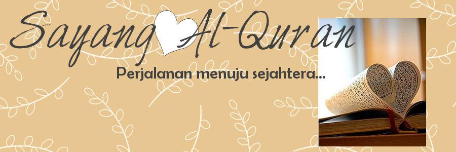 Sayang AL-QURAN