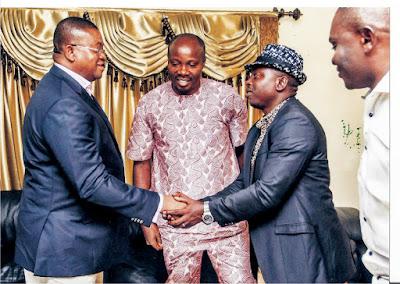 Ikot Ekpene Transition C'tee visits Etido Inyang, hails Udom