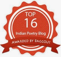 "<a href=""http://blog.baggout.com/2015/05/01/top-16-poetry-blogs-india/"">Top 16 Poetry Blog</a>"