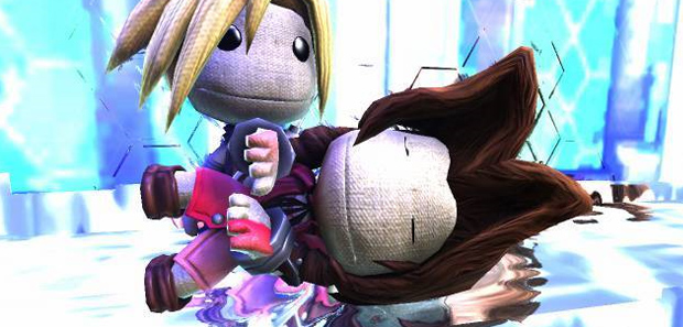 Final Fantasy VII Recreated with Little Big Planet 2s Engine