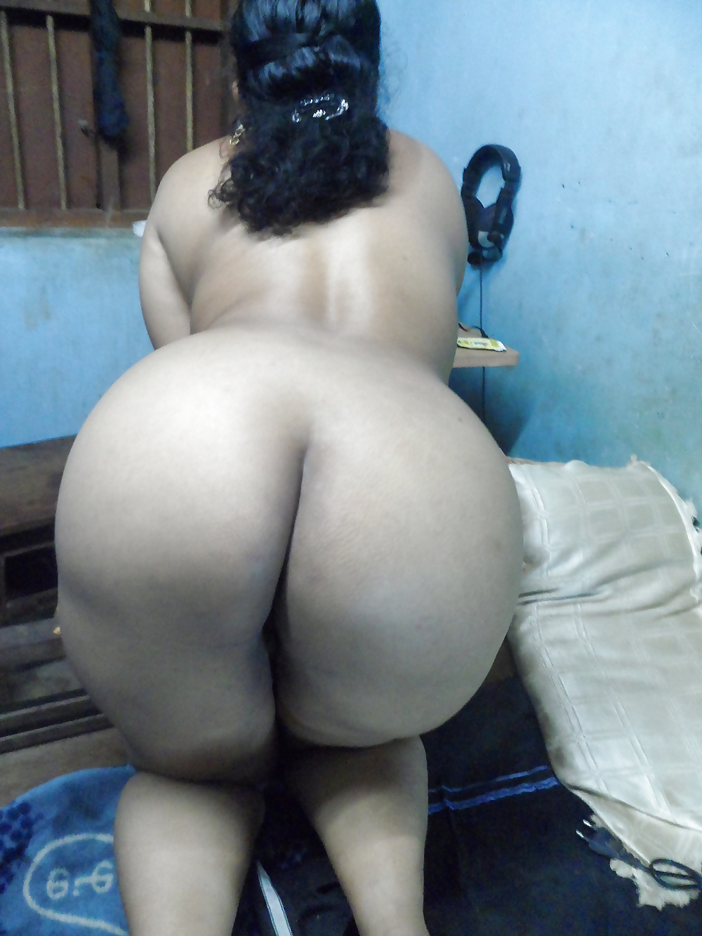 Big Ass With Big Pussy