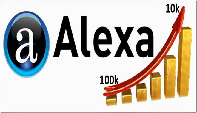 Increase Alexa Rank for Your Website