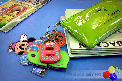 mknace unlimited™ | keychain @ beg pensel