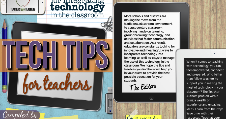 Tons of Tips and Resources for Integrating Technology in Classroom