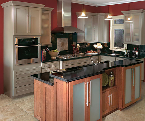 Knowing the standard kitchen cabinet dimensions to design for Normal kitchen design