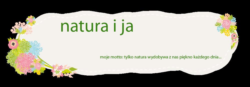 natura i ja