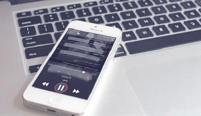 Какое приложение на айфон что бы слушать музыку и закачивать