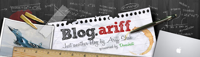 top-blogger-ariffshah