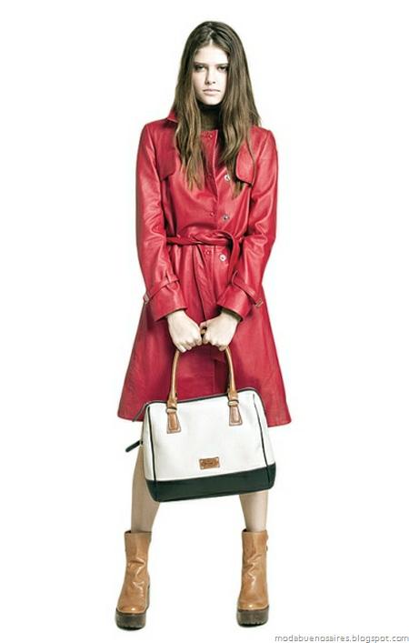 Blog de moda Argentina. Prüne Precios: camperas, tapados, zapatos, botas invierno 2012.