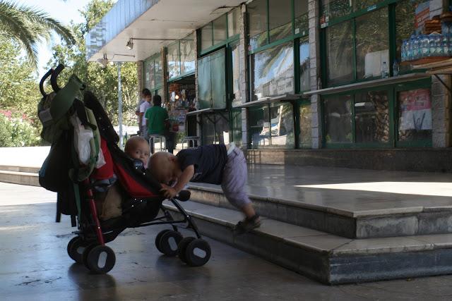 Haydarpaşa Garı September 2012