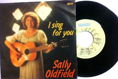 Sanremo 1980 -  Sally Oldfield - I Sing For You