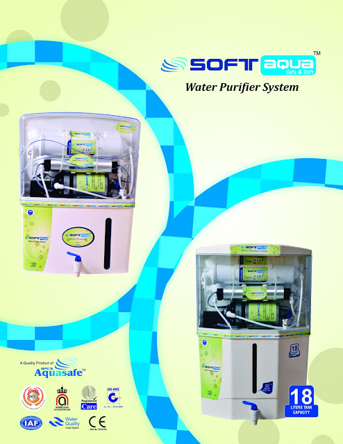 SOFT aqua Water Purifier System Cont - 9893221036