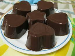 Membuat Puding Coklat dengan Bahan Sederhana