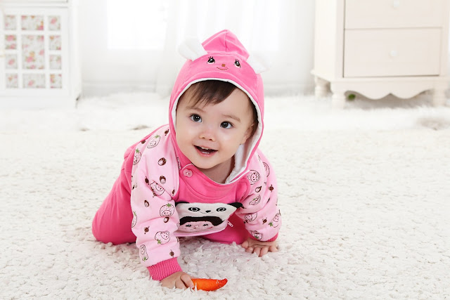 The 10 Cutest Baby in The World