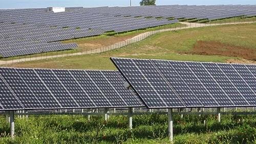 صورة محطات شمسية