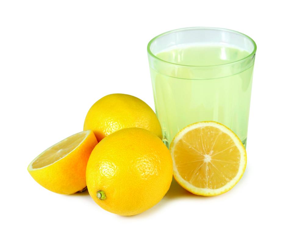 Hidup Sehat - Lemon