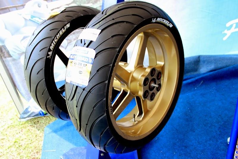 Daftar Harga Ban Michelin Untuk Motor Matic Sport Dan Bebek
