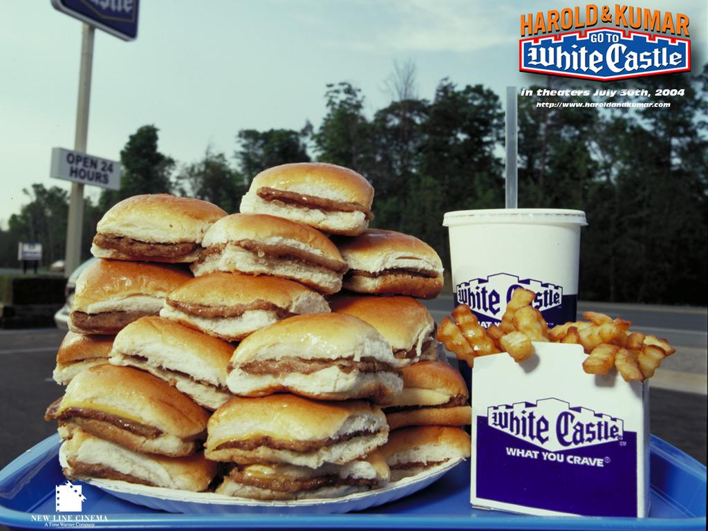 Burger white castle