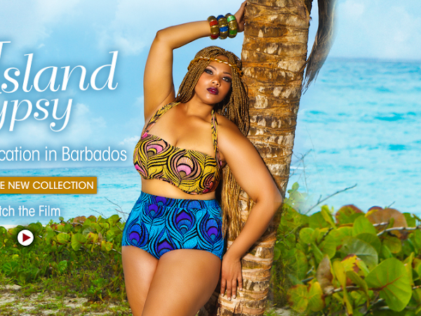 Island Gypsy - Plus Size Swimwear