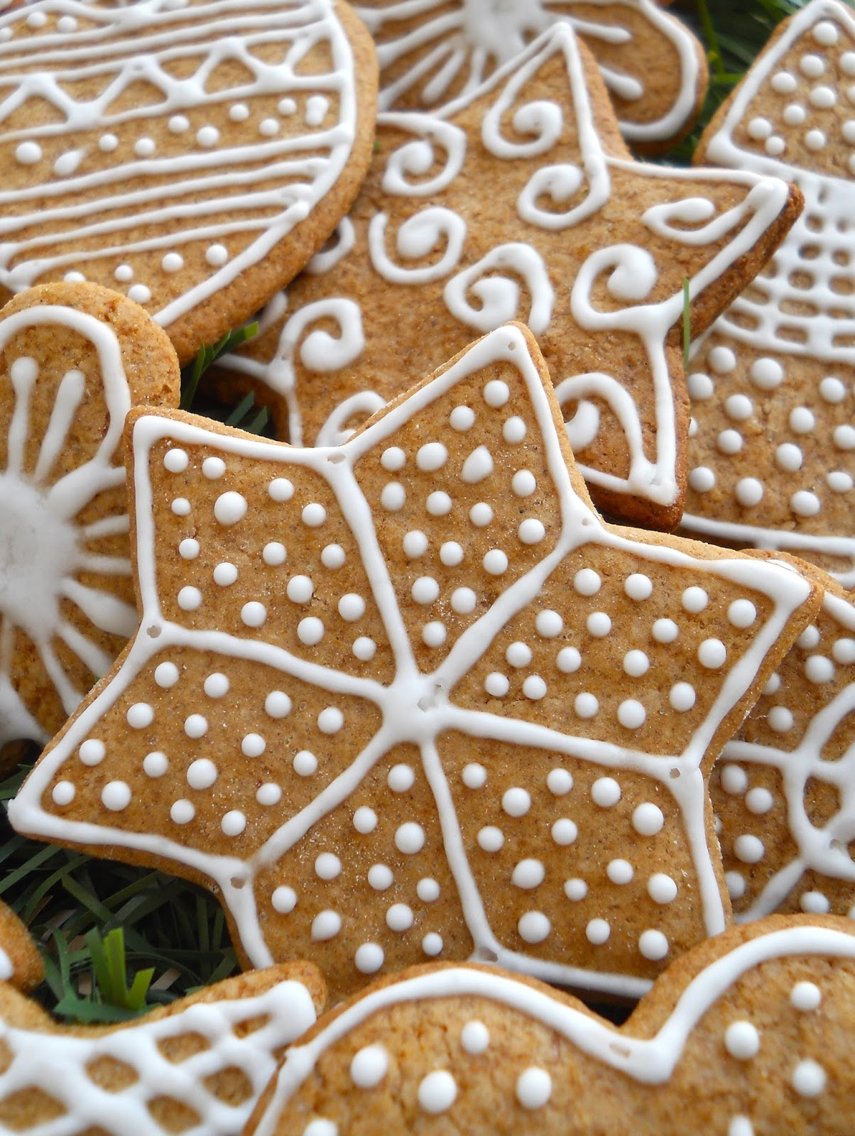 # Chocolate Gingerbread Cookies Recipe - Recipe For Ina garten old fashioned gingerbread recipe