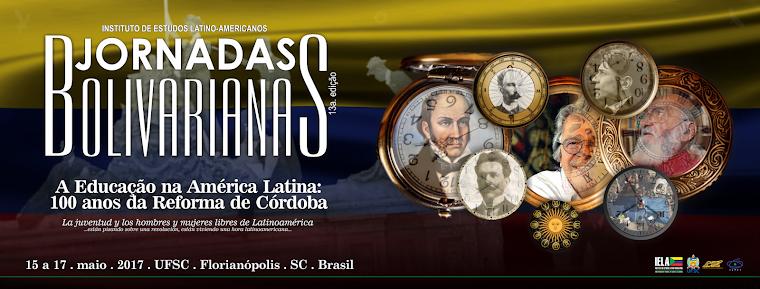 Jornadas Bolivarianas - Décima Terceira Edição