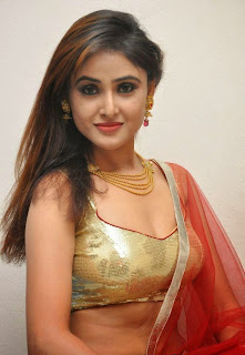 Sony Charishta with out saree Stills