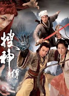 Phim Truyền Tích Thần Kỳ Full - Legend Of The Demigods 2008 (22 Tập)