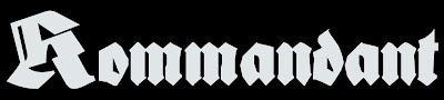 Kommandant_logo