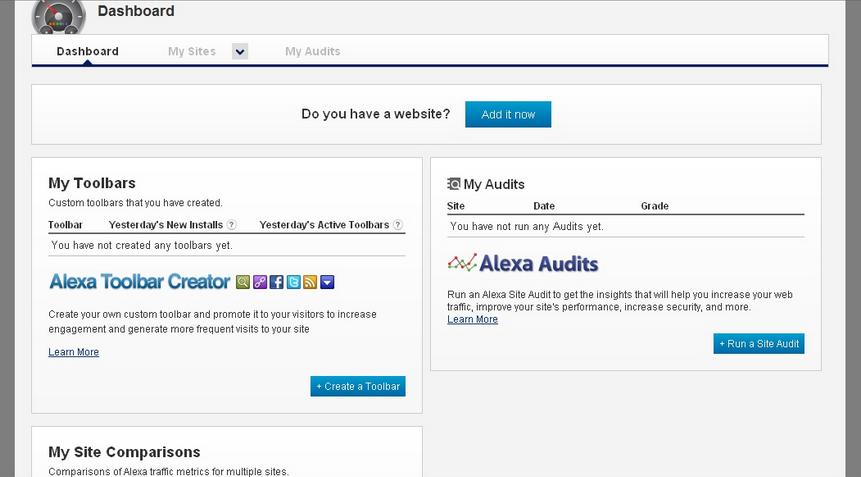 Klik Add It Now untuk Mendaftarkan Blog sobat