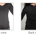 H&M sportswear: running shirt with long sleeves