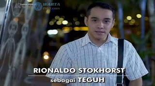Foto Rionaldo Stokhorst Pemeran teguh Pemain Sinetron Jakarta Love Story RCTI