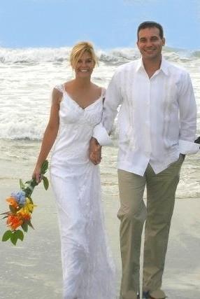 boda gran dia: como vestir en una boda de playa