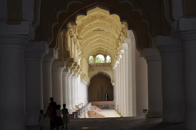 Corridor of Palace
