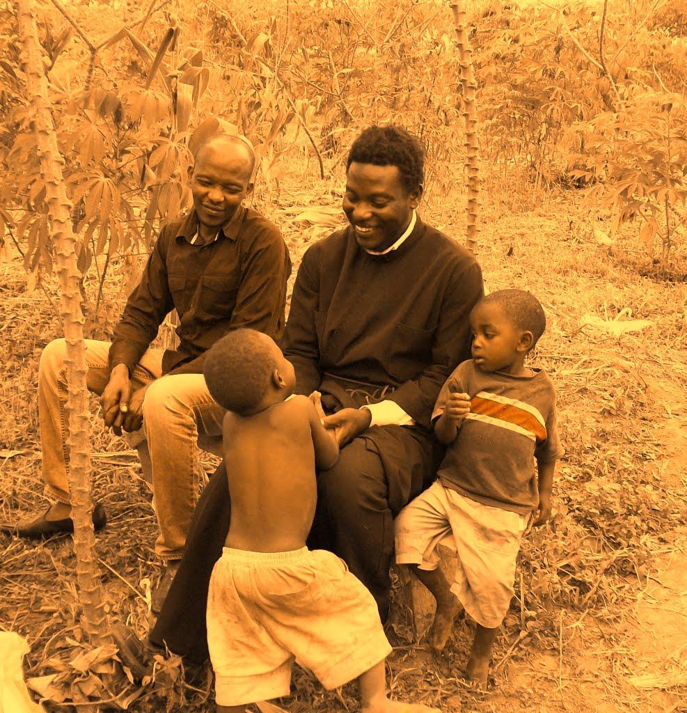 Ιεραποστολή : Από χώμα και όνειρα.