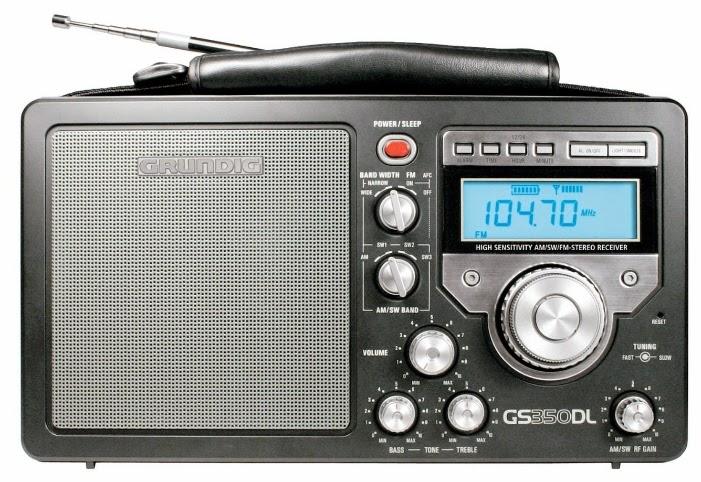 Обзор радиоприемника Grundig NGS350DLB (Grundig S350DL) с цифровым индикатором настройки и отличным приемом характеристики и видео