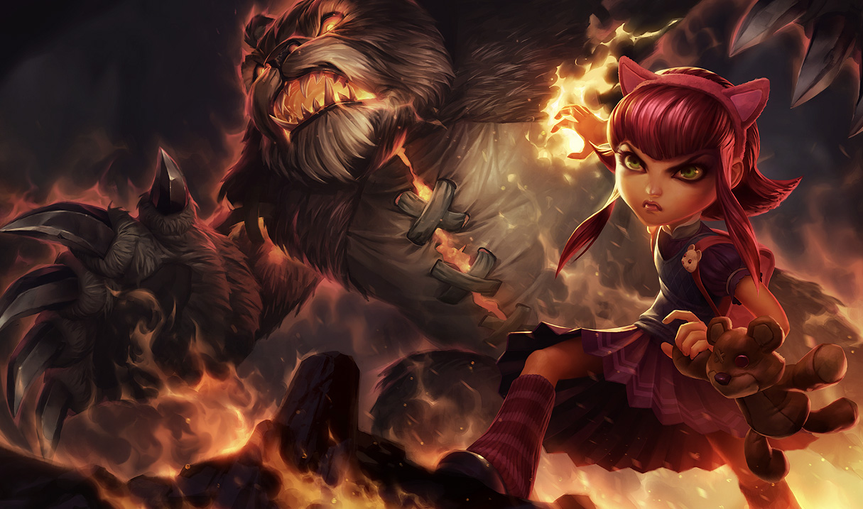 annie original splash art - photo #1