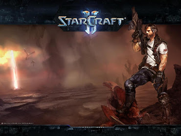 #48 Starcraft Wallpaper