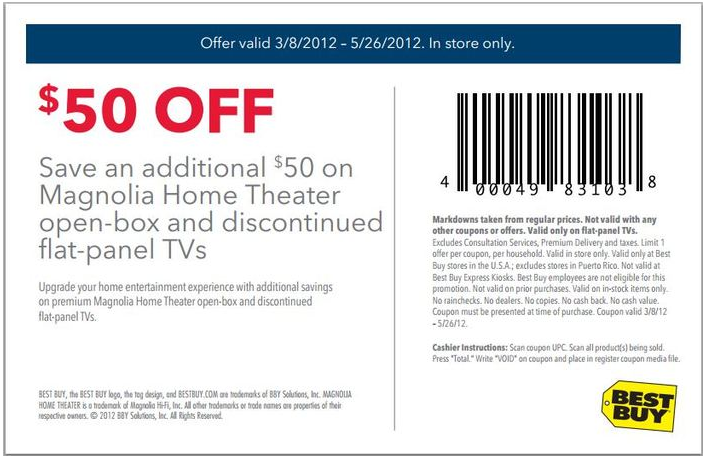 Student discount coupon best buy