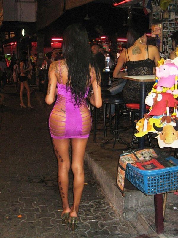 трансы таиланд фото
