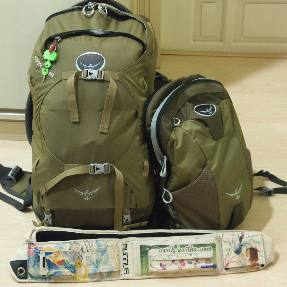 A Backpacker's Backpack Review: Osprey Farpoint