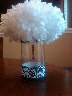 1000 images about decoracion bodas on pinterest bodas - Decoracion en blanco y negro ...